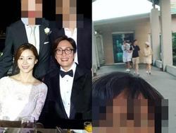 Hiếm hoi lắm, người hâm mộ mới được ngắm gia đình 3 người nhà Bae Yong Joon cùng xuất hiện