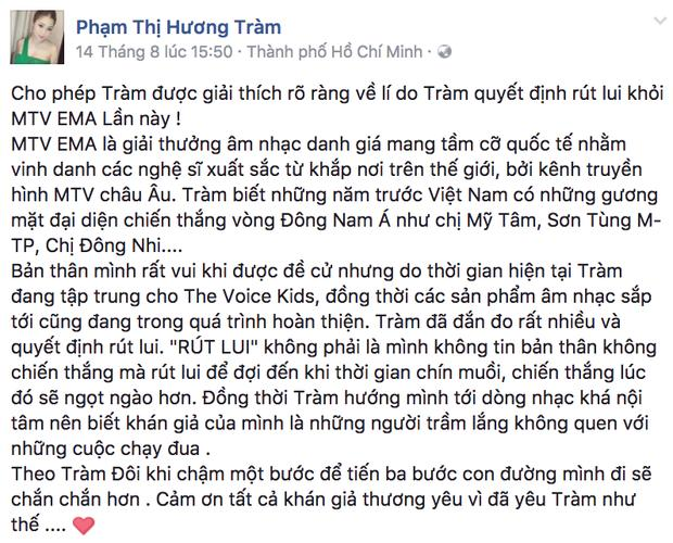 Lệ Quyên nói về Hương Tràm: 'Mình hát ballad thì phải tự hào, không nên tự ti để mất cơ hội'-3