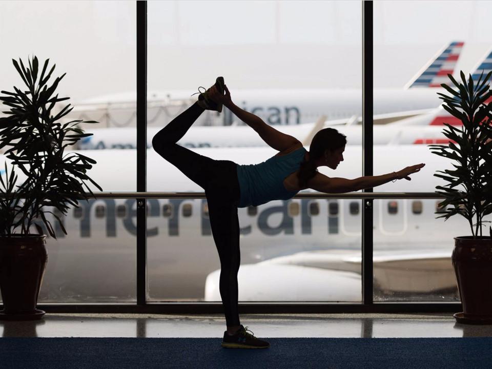 Những sân bay tuyệt đến mức dù bị hoãn chuyến, khách cũng khó bực mình-11