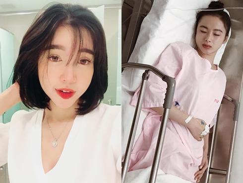 Tin sao Việt 16/8: Angela Phương Trinh thở than vì dính dịch sốt xuất huyết