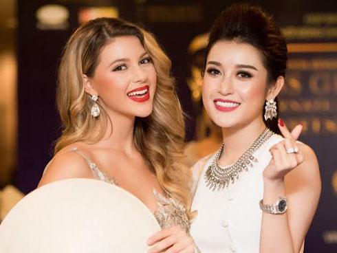 Chưa thi Hoa hậu mà Huyền My đã được cả Đông Nam Á ủng hộ nhiệt tình
