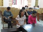 Bên lề phiên tòa vụ hắt luyn vào sạp thịt: Bị cáo Hoa là cựu du học sinh