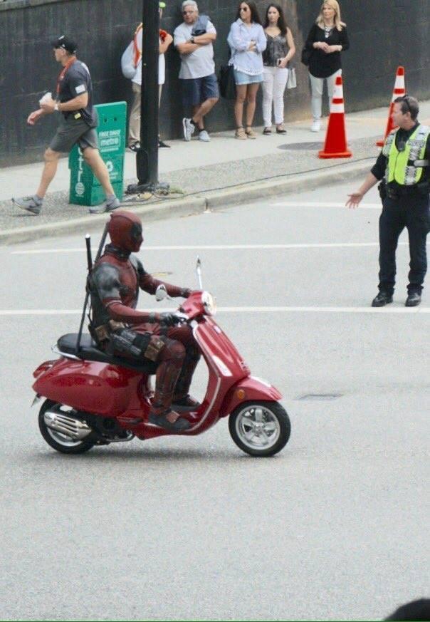 Bom tấn Deadpool 2 hoãn quay vô thời hạn sau tai nạn chết người tại trường quay-1