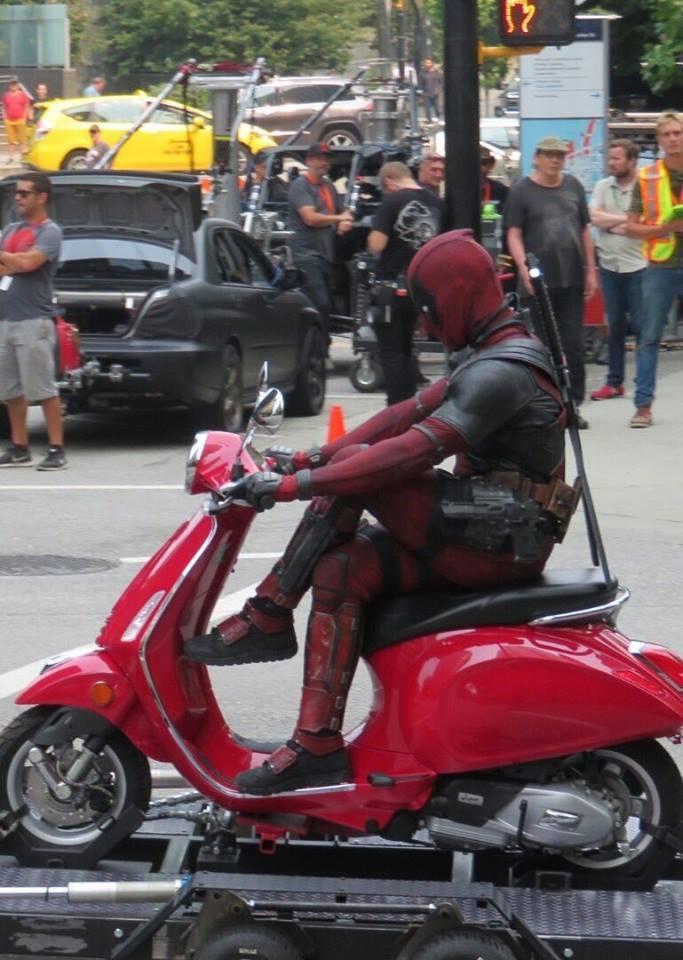 Bom tấn Deadpool 2 hoãn quay vô thời hạn sau tai nạn chết người tại trường quay-2