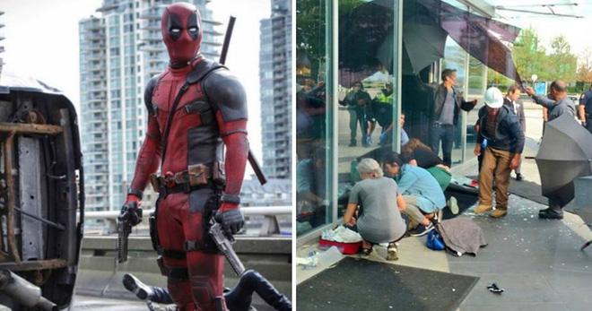 Bom tấn Deadpool 2 hoãn quay vô thời hạn sau tai nạn chết người tại trường quay-6