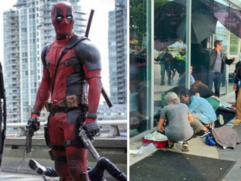 Bom tấn Deadpool 2 hoãn quay vô thời hạn sau tai nạn chết người tại trường quay