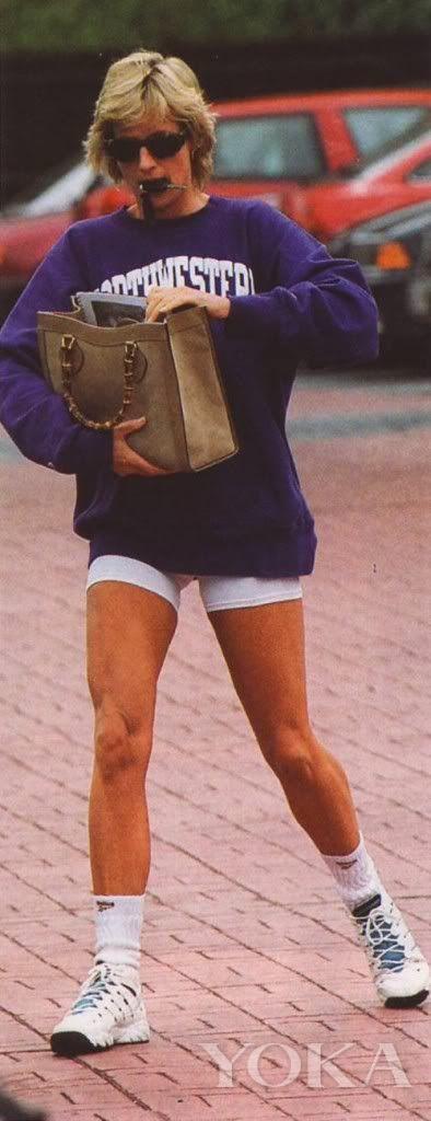 Thì ra mốt giấu quần được công nương Diana lăng xê từ lâu rồi-2
