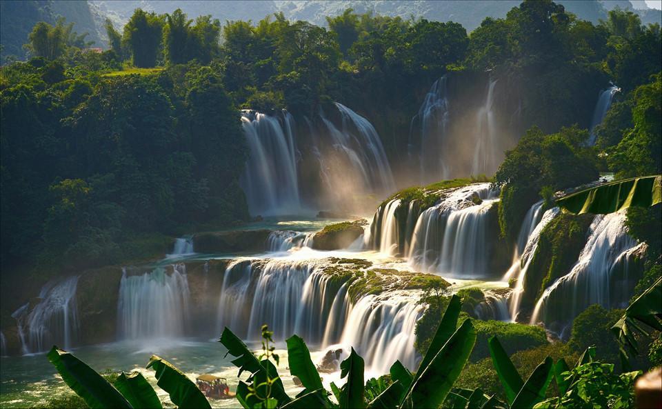 Những thác nước hùng vĩ trong bộ ảnh 'Dấu ấn Việt Nam'-1