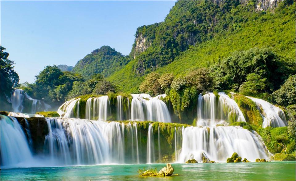 Những thác nước hùng vĩ trong bộ ảnh 'Dấu ấn Việt Nam'-2