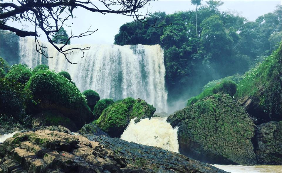 Những thác nước hùng vĩ trong bộ ảnh 'Dấu ấn Việt Nam'-3