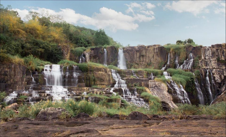 Những thác nước hùng vĩ trong bộ ảnh 'Dấu ấn Việt Nam'-4