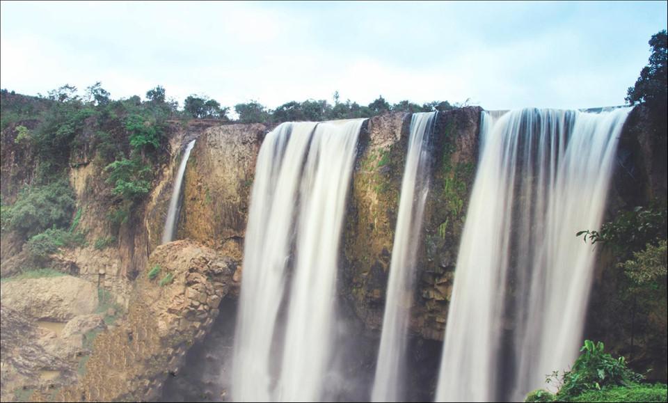 Những thác nước hùng vĩ trong bộ ảnh 'Dấu ấn Việt Nam'-5