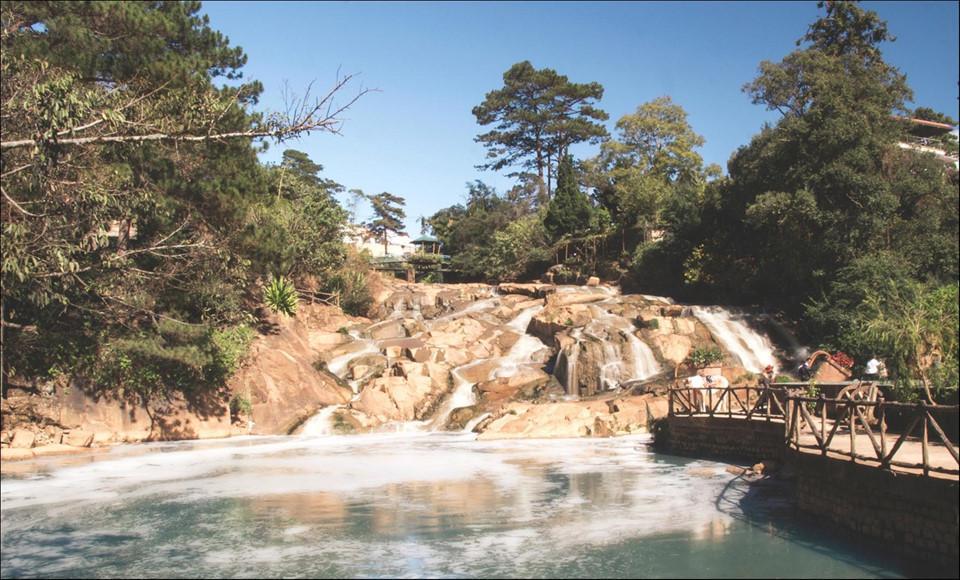 Những thác nước hùng vĩ trong bộ ảnh 'Dấu ấn Việt Nam'-6