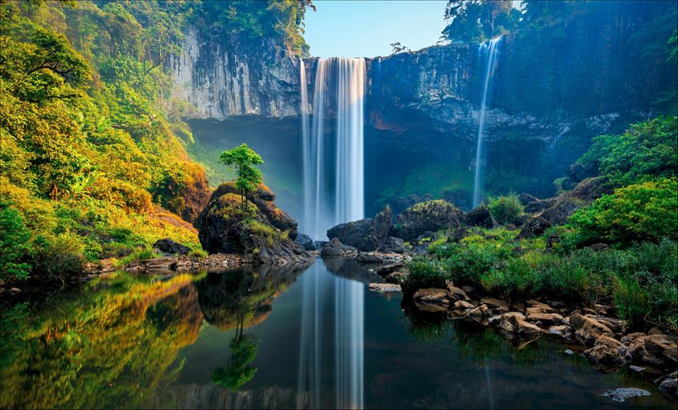 Những thác nước hùng vĩ trong bộ ảnh 'Dấu ấn Việt Nam'-8