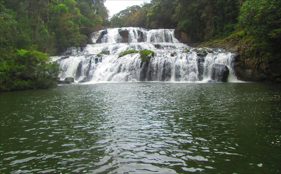 Những thác nước hùng vĩ trong bộ ảnh 'Dấu ấn Việt Nam'-9