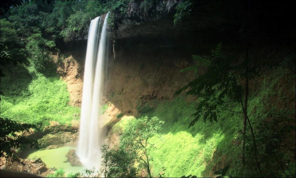 Những thác nước hùng vĩ trong bộ ảnh 'Dấu ấn Việt Nam'-10