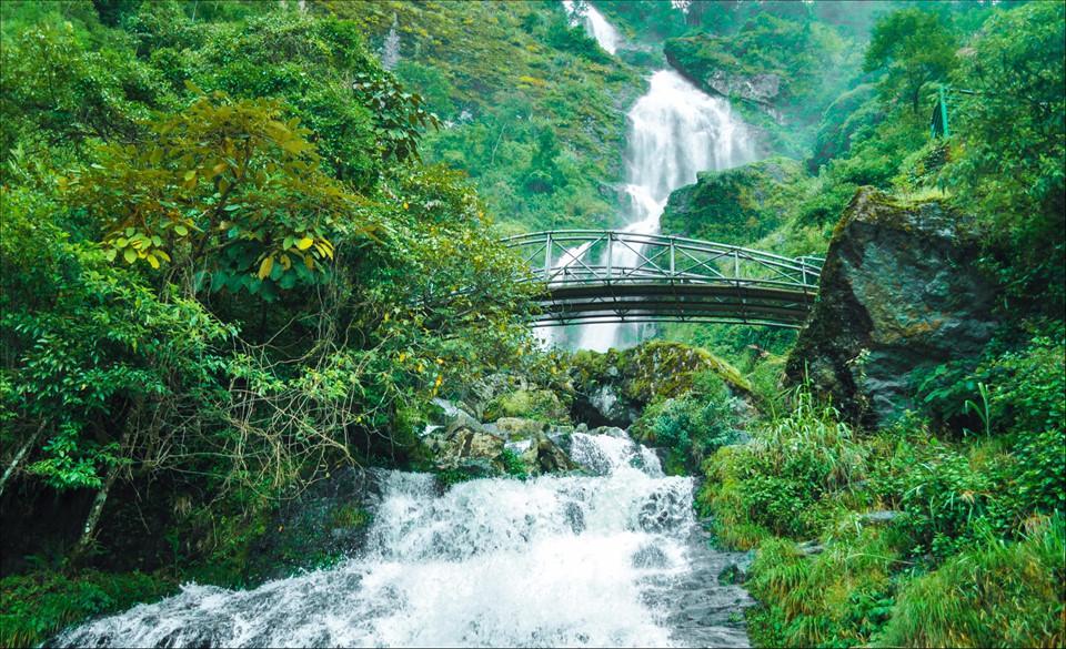 Những thác nước hùng vĩ trong bộ ảnh 'Dấu ấn Việt Nam'-14