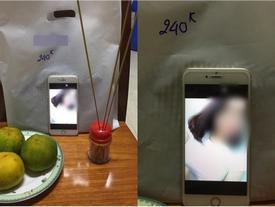 'Bùng' 240.000 đồng tiền mua hàng online, cô gái bị chủ shop lập bàn thờ giả gây tranh cãi