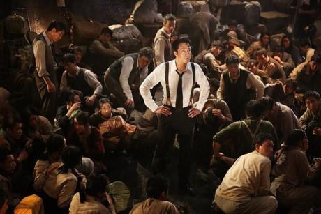 Chồng Song Hye Kyo lép vế đàn anh trong 'Đảo địa ngục'-3