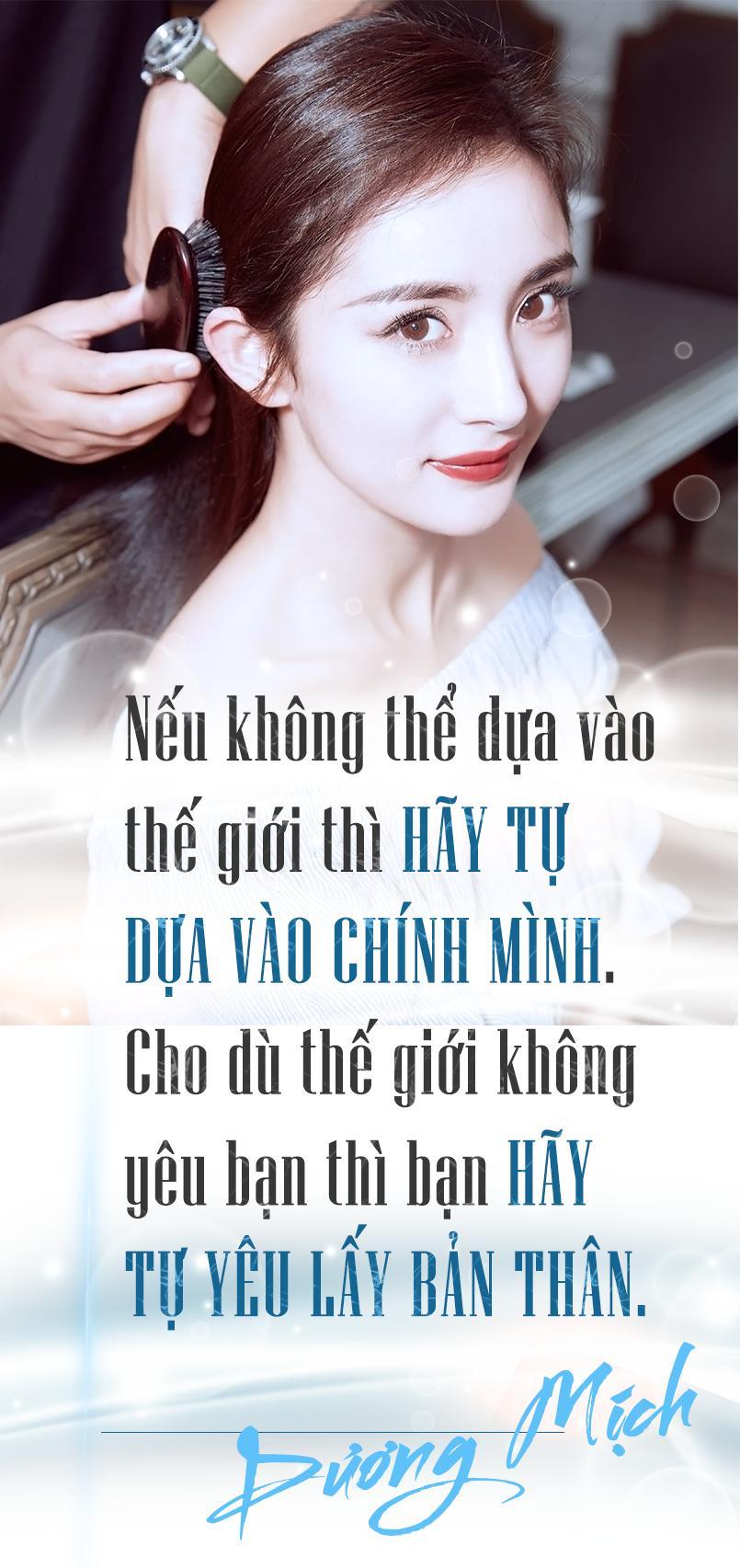 Dương Mịch: Ngôi sao 'Sống' trên sân khấu và 'Chết' vì mạng xã hội-2
