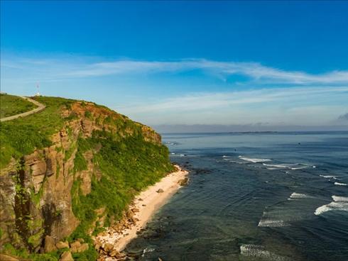 Hòn đảo thiên đường Lý Sơn trong bộ ảnh 'Dấu ấn Việt Nam'
