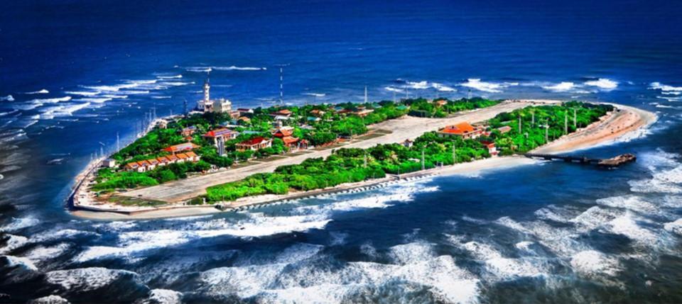 Trường Sa và biển đảo hoang sơ trong Dấu ấn Việt Nam-1