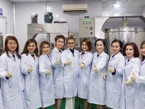 MOCHA khánh thành nhà máy mỹ phẩm chuẩn CGMP