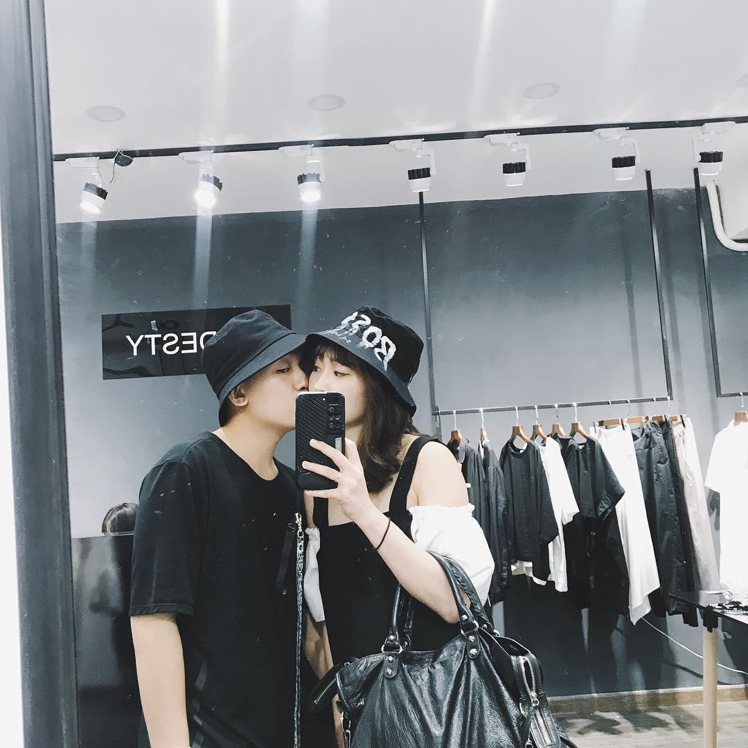 Hot girl - hot boy Việt 18/8: Phở - SunHt công khai ảnh 'khóa môi'-1