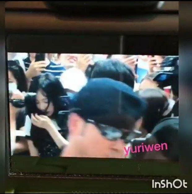 Ngày xui 'sấp mặt' của Taeyeon: Ngã giữa sân bay, camera đập trúng đầu, truyền thông bịa đặt-3
