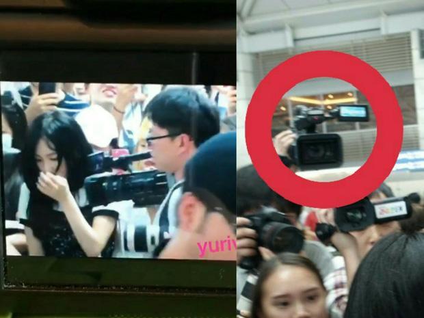 Ngày xui 'sấp mặt' của Taeyeon: Ngã giữa sân bay, camera đập trúng đầu, truyền thông bịa đặt-4