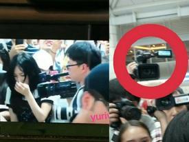 Ngày xui 'sấp mặt' của Taeyeon: Ngã giữa sân bay, camera đập trúng đầu, truyền thông bịa đặt