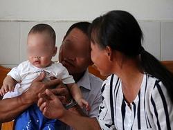 Sự trở về ngoạn mục của bé trai 5 tháng tuổi bị bố đẻ bán cho bọn buôn người