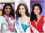 Quizz: Dàn mỹ nhân đại diện Việt Nam thi Hoa hậu Thế giới có ấn tượng gì trong bạn?