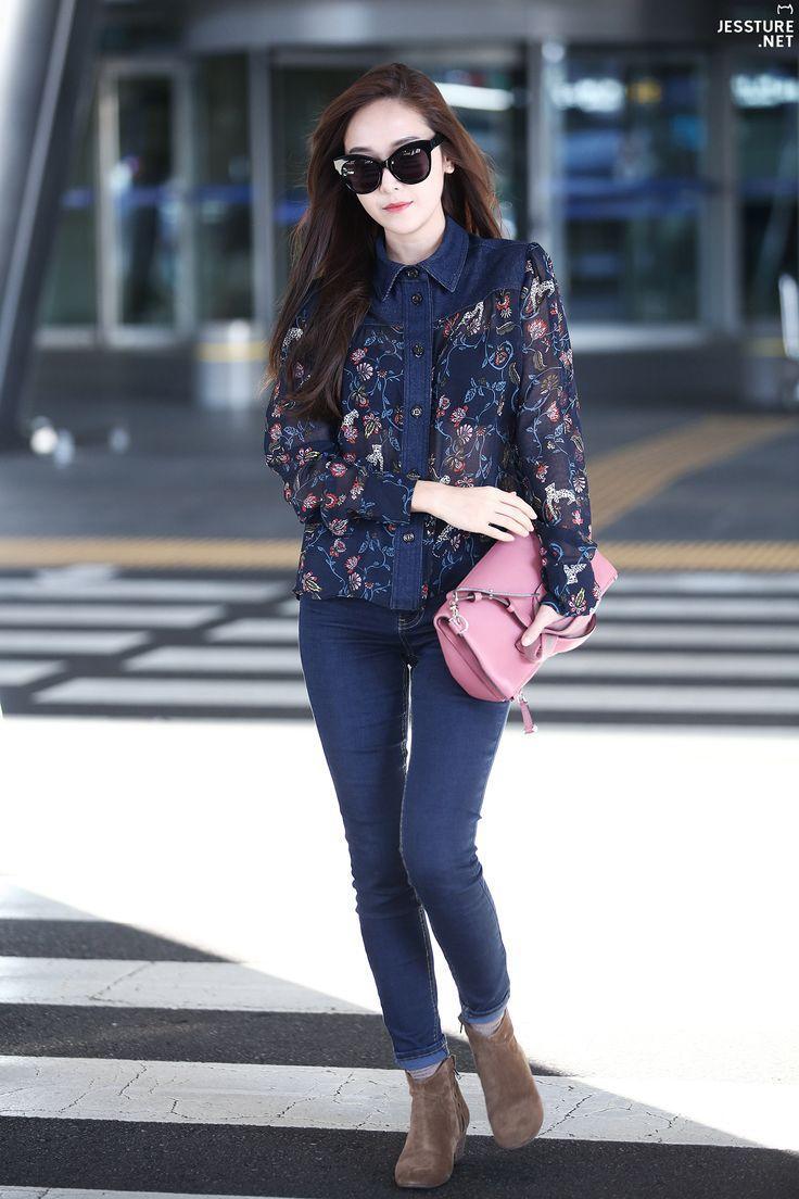 Mê mẩn style sân bay đơn giản nhưng cực bắt mắt của Jessica Jung-9