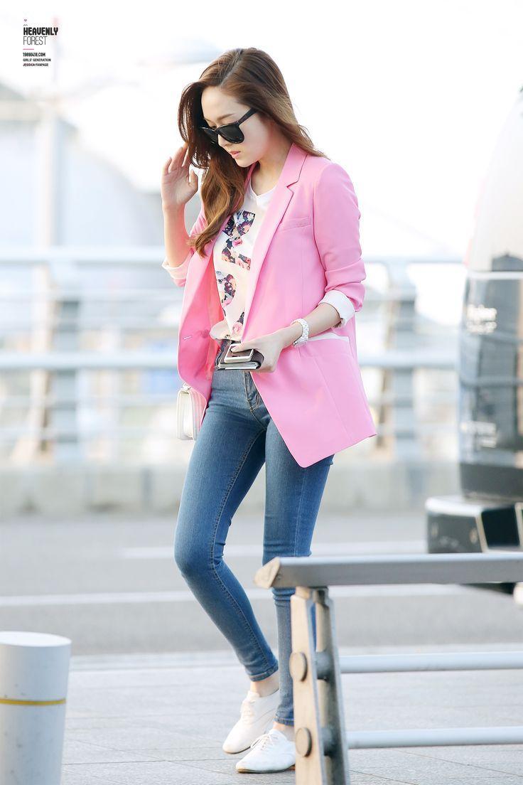 Mê mẩn style sân bay đơn giản nhưng cực bắt mắt của Jessica Jung-6