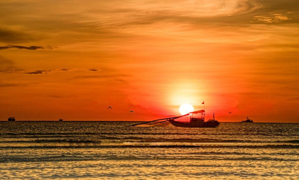 Những khoảnh khắc thiên nhiên tuyệt diệu trên Tổ quốc Việt Nam-5
