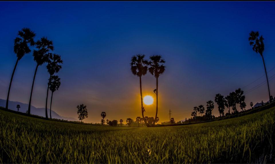 Những khoảnh khắc thiên nhiên tuyệt diệu trên Tổ quốc Việt Nam-7