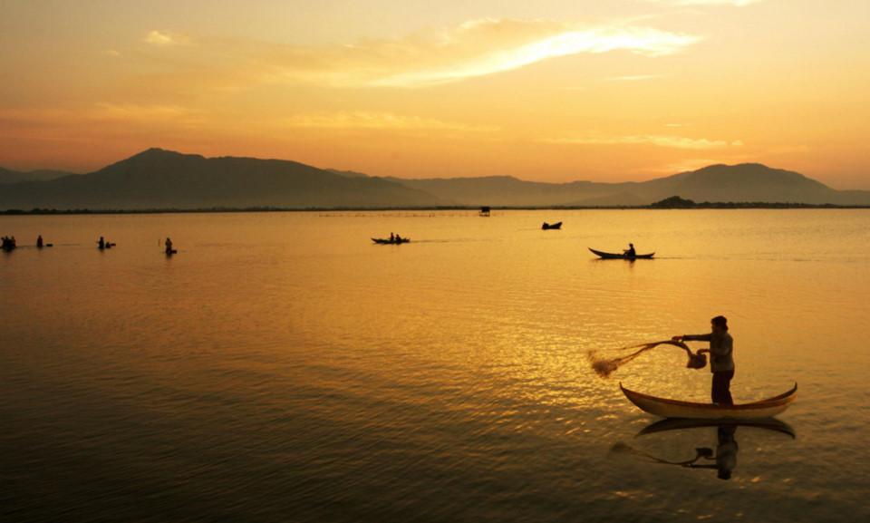 Những khoảnh khắc thiên nhiên tuyệt diệu trên Tổ quốc Việt Nam-9