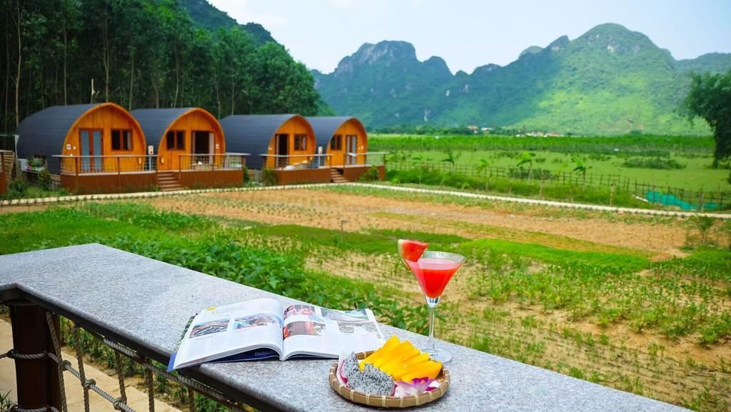 Có một nơi trốn xô bồ náo nhiệt lý tưởng ở Quảng Bình-1