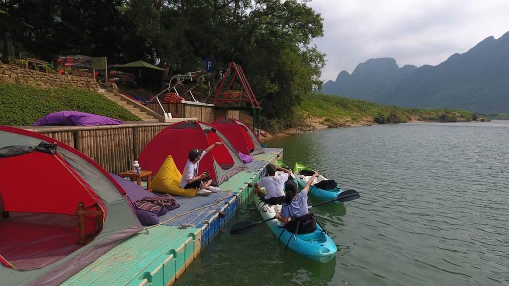Có một nơi trốn xô bồ náo nhiệt lý tưởng ở Quảng Bình-7