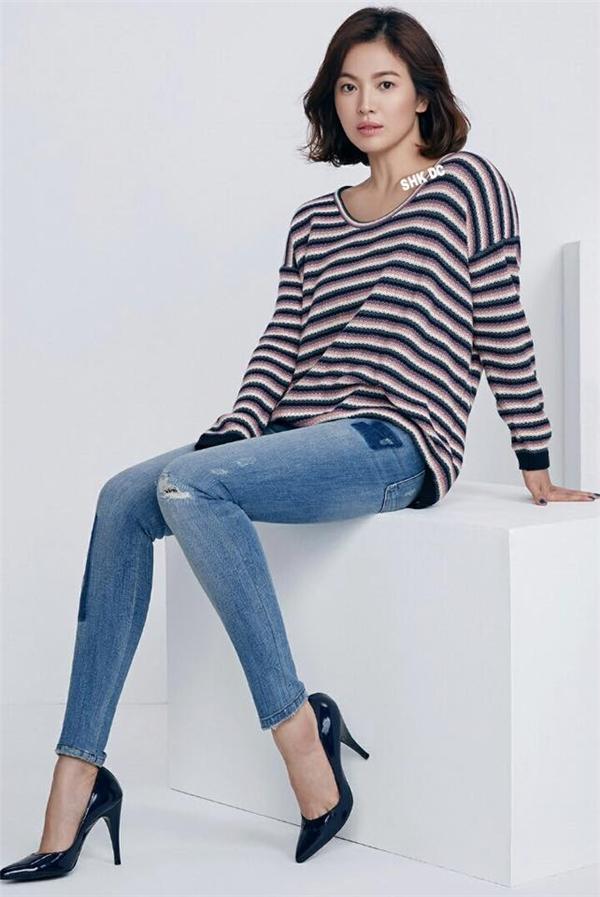 Những kiểu tóc một thời thương nhớ của cô dâu tương lai Song Hye Kyo-1