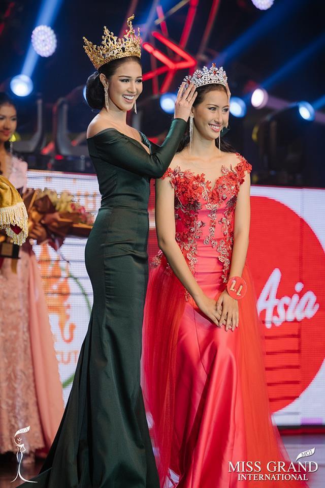 Chuyện thật như đùa: Tân Hoa hậu Hòa Bình Campuchia 2017 được thưởng... một bao gạo-1