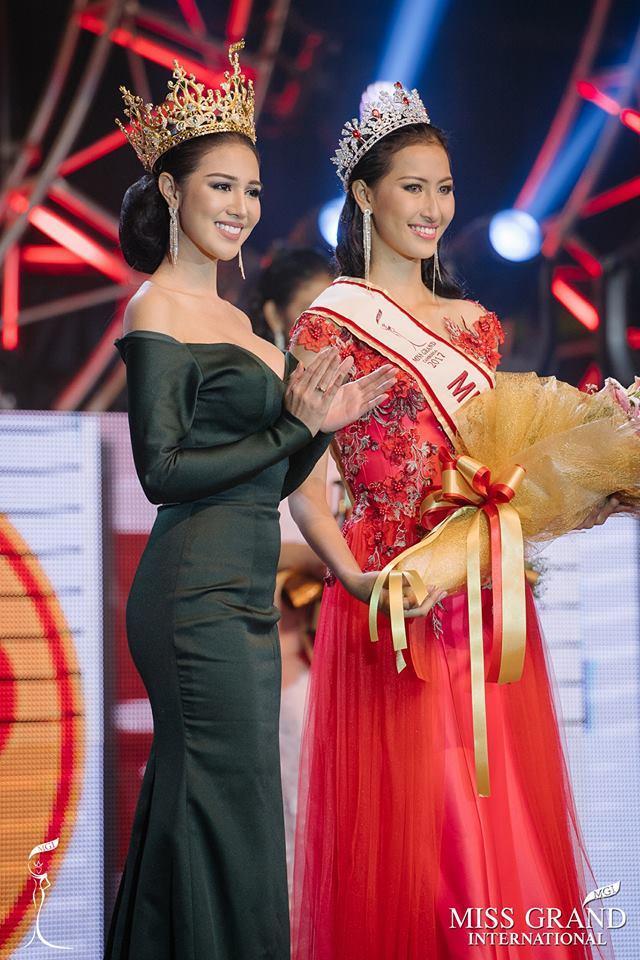 Chuyện thật như đùa: Tân Hoa hậu Hòa Bình Campuchia 2017 được thưởng... một bao gạo-2
