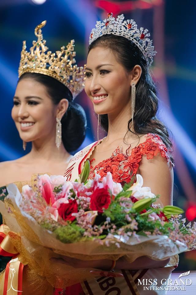 Chuyện thật như đùa: Tân Hoa hậu Hòa Bình Campuchia 2017 được thưởng... một bao gạo-3