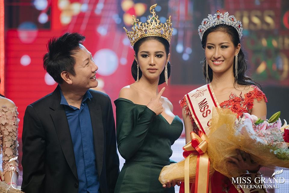 Chuyện thật như đùa: Tân Hoa hậu Hòa Bình Campuchia 2017 được thưởng... một bao gạo-4