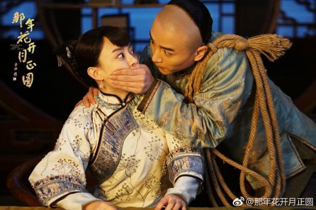 Trần Hiểu bị chỉ trích vì đụng chạm vòng một của Tôn Lệ trong phim mới-2