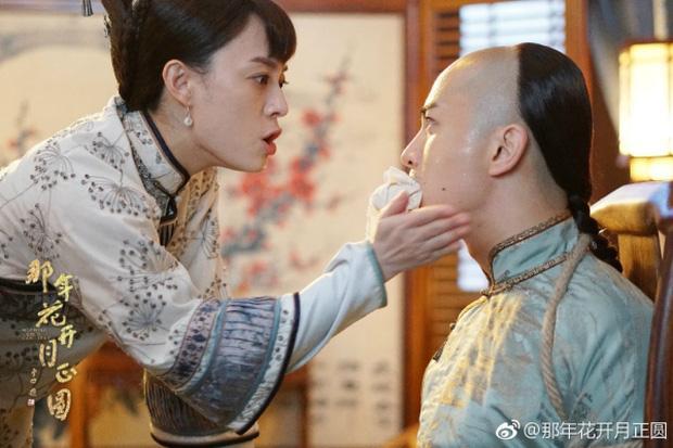 Trần Hiểu bị chỉ trích vì đụng chạm vòng một của Tôn Lệ trong phim mới-3