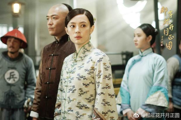 Trần Hiểu bị chỉ trích vì đụng chạm vòng một của Tôn Lệ trong phim mới-4