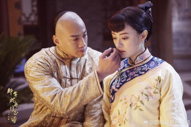 Trần Hiểu bị chỉ trích vì đụng chạm vòng một của Tôn Lệ trong phim mới-5
