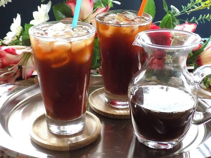 Tự làm trà bí đao lá dứa quá dễ, ngon thần thánh, uống tỉnh cả người-6
